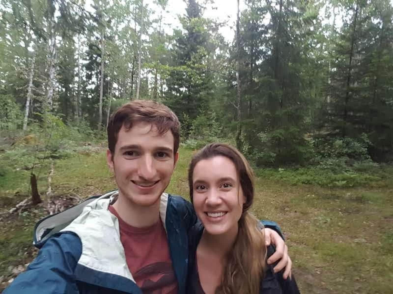 Susan & Daniel from Sevenoaks, United Kingdom