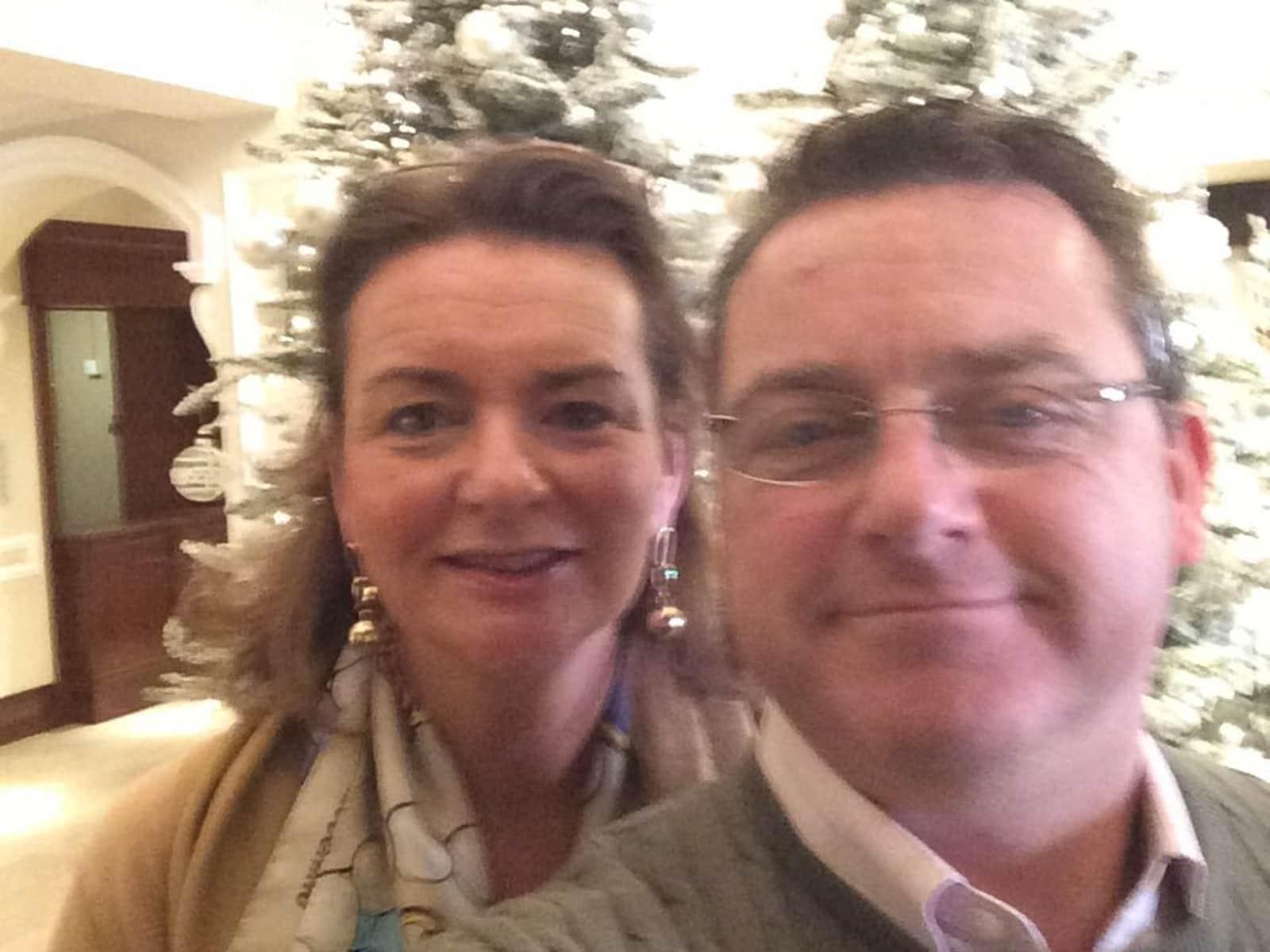 Paula & Sean from Strabane, United Kingdom