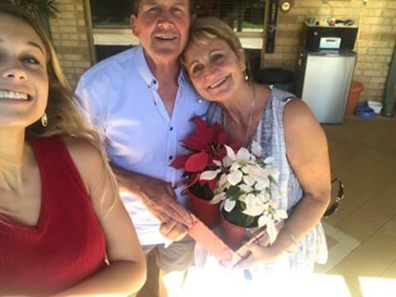 Linda & Barry from Donnybrook, Western Australia, Australia