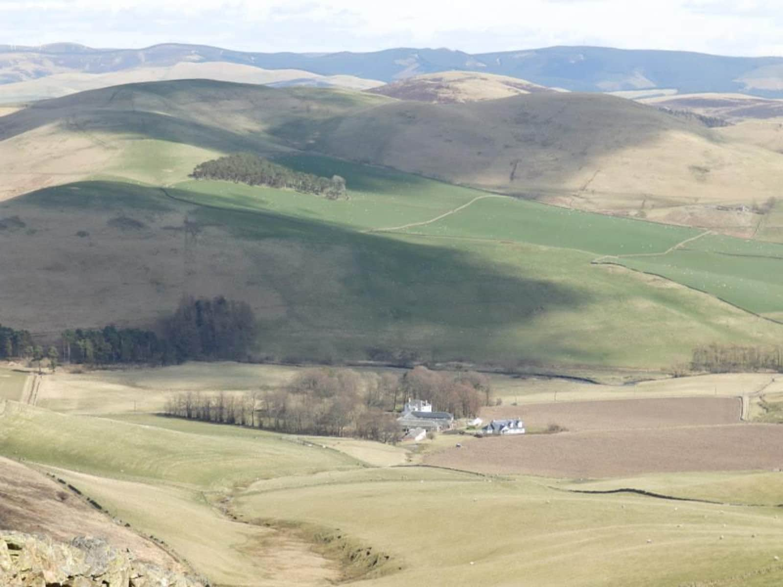 Housesitting assignment in Peebles, United Kingdom