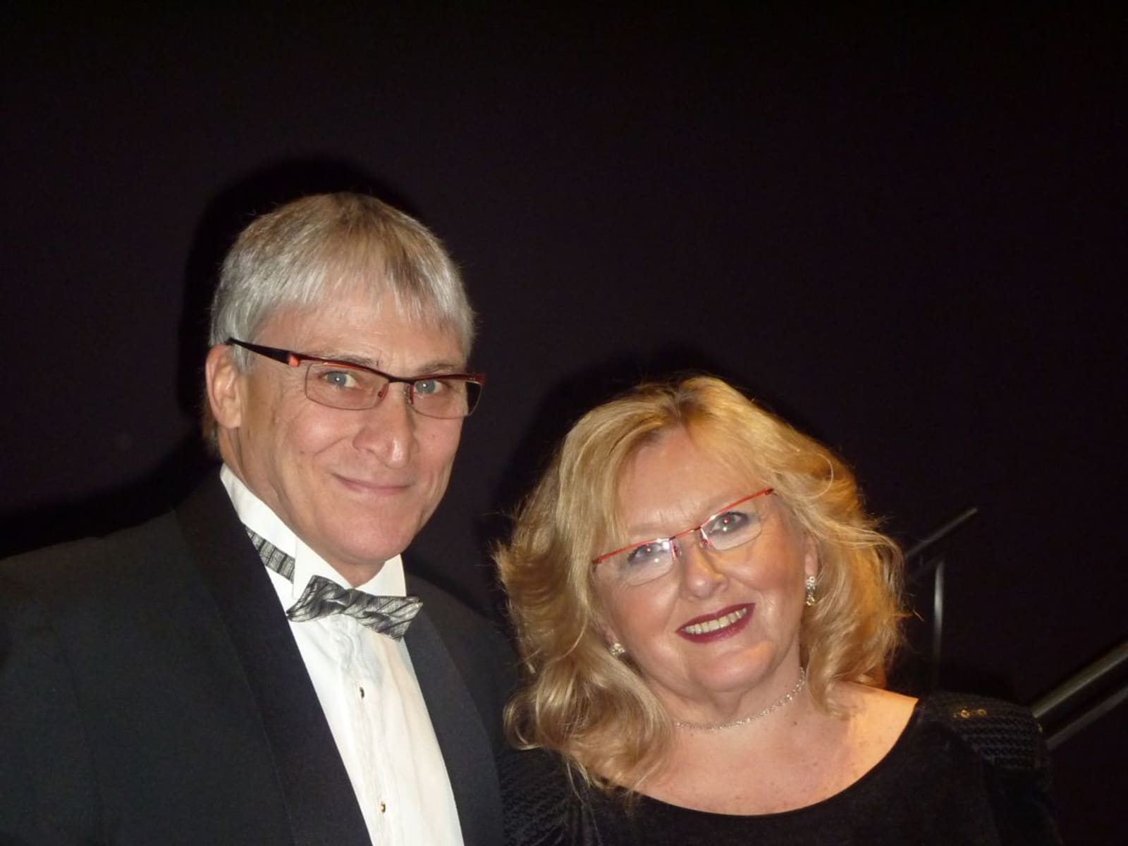 Anne & Ian from Ilminster, United Kingdom