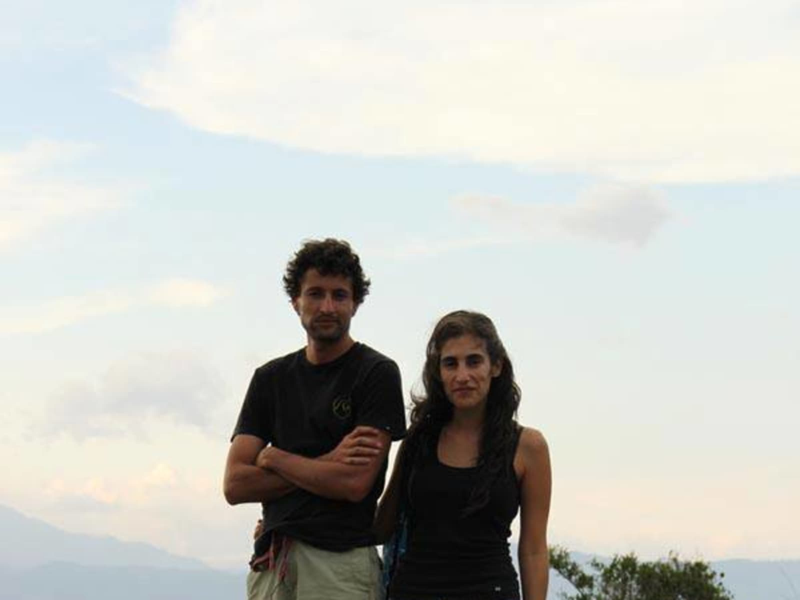 Laura & Mauricio from Manizales, Colombia