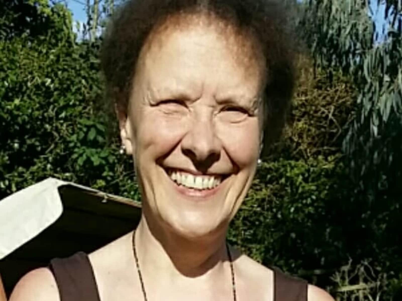 Jill from Loughborough, United Kingdom