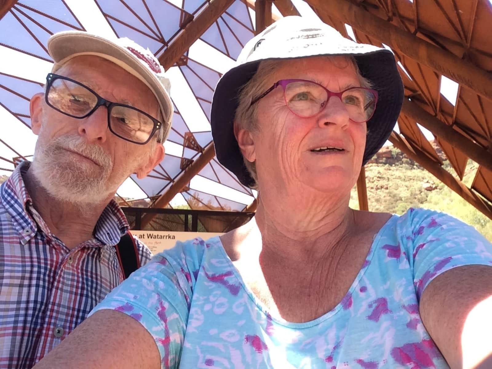 Jane & David from Melbourne, Victoria, Australia