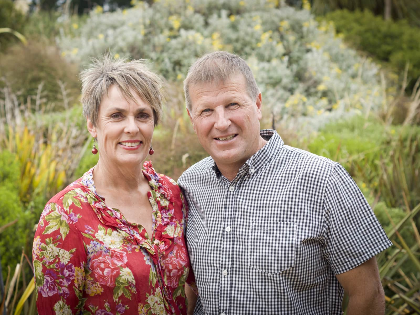 Heather & Ian from Martinborough, New Zealand