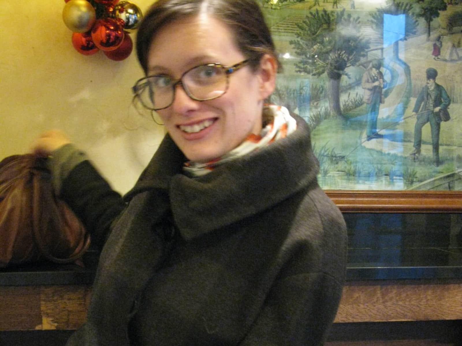 Erin from Toronto, Ontario, Canada
