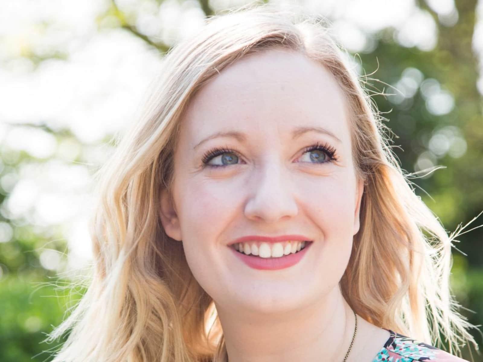 Emma from Norwich, United Kingdom