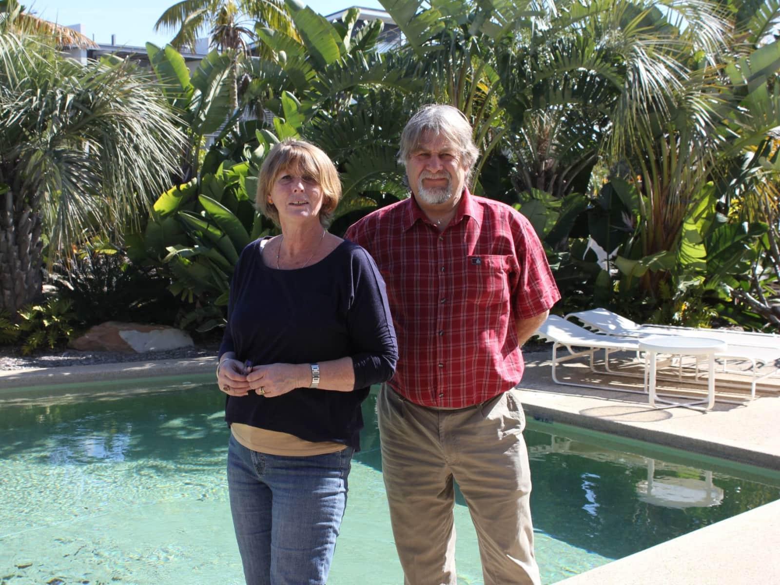 Maureen from Coolum Beach, Queensland, Australia