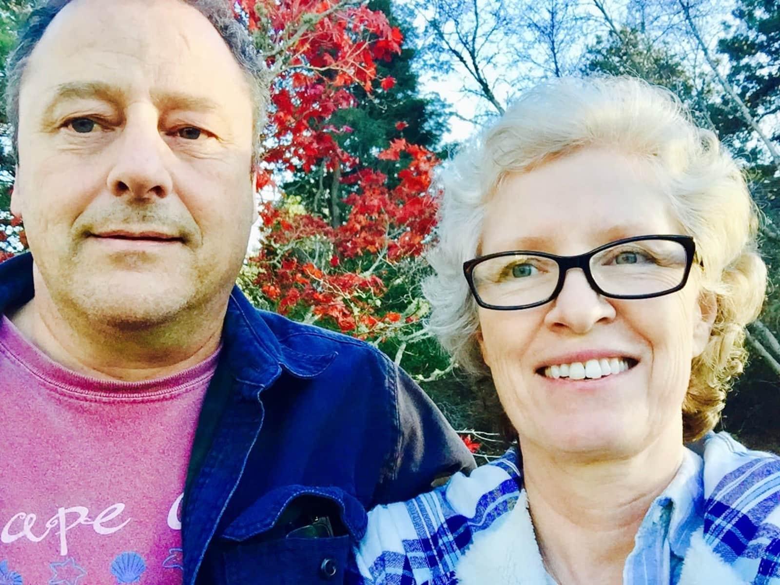 Cameron & Jim from Pomeroy, Washington, United States