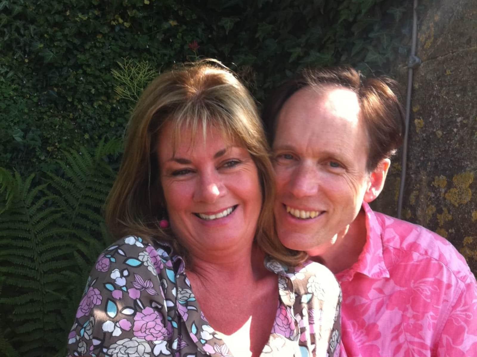 Cheryl & Mark from Cheltenham, United Kingdom