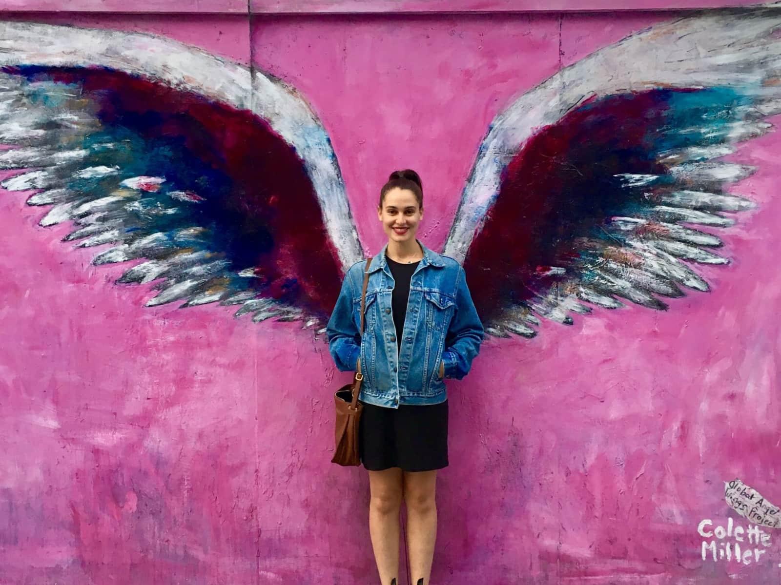 Jessie from Canberra, Australian Capital Territory, Australia
