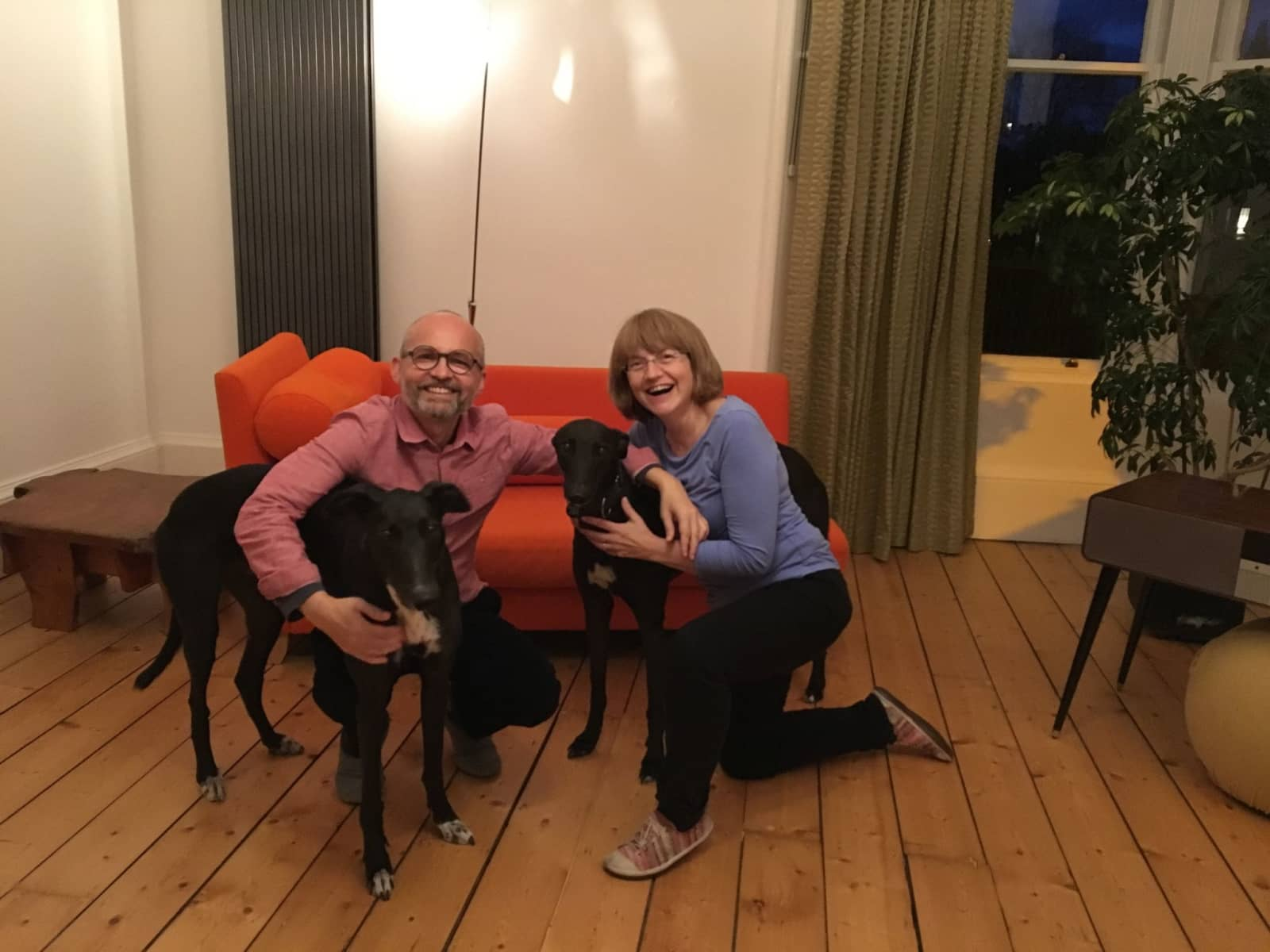 Clive & Simone from Glasgow, United Kingdom