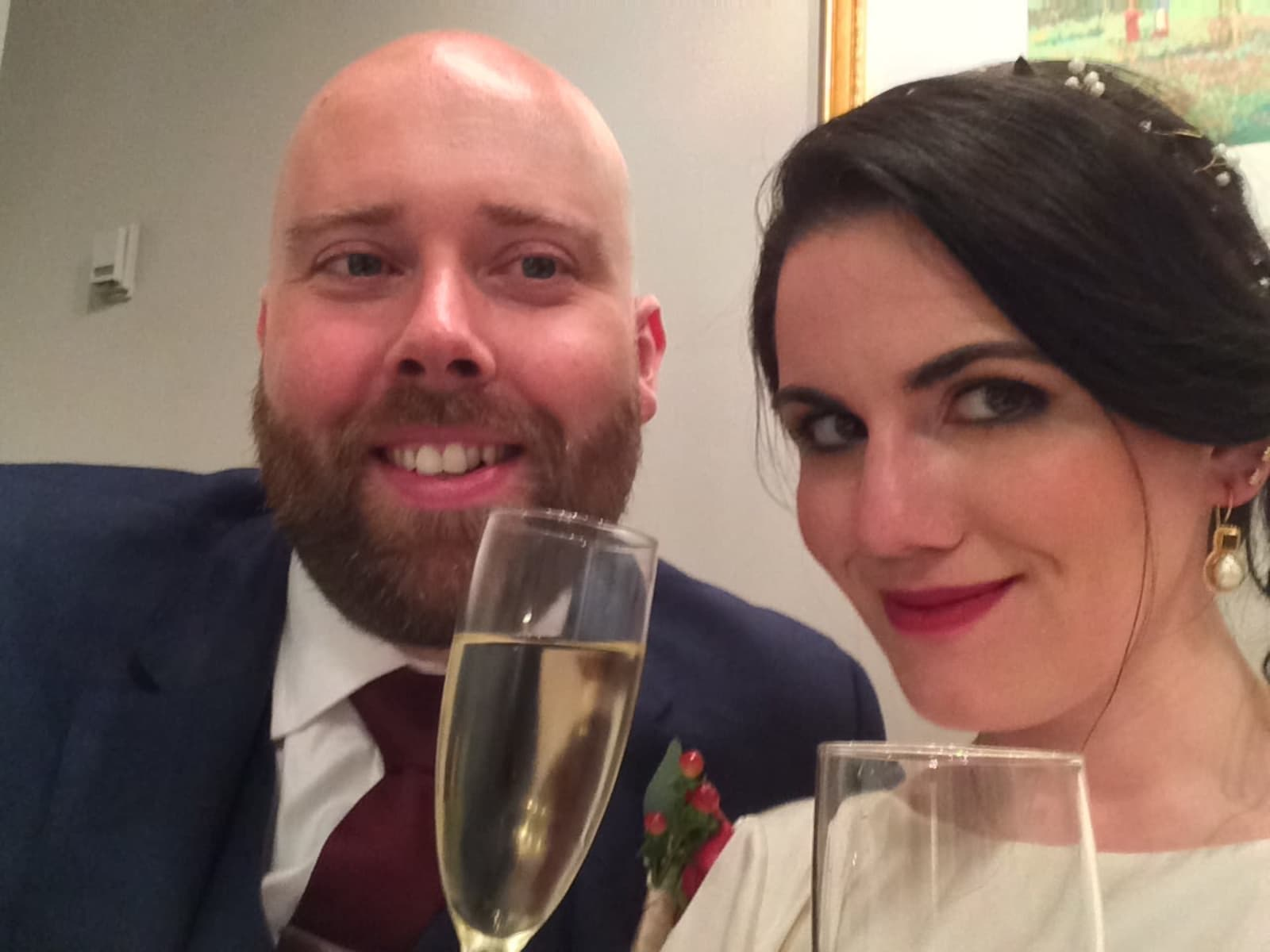 Amanda & Tim from Edinburgh, United Kingdom