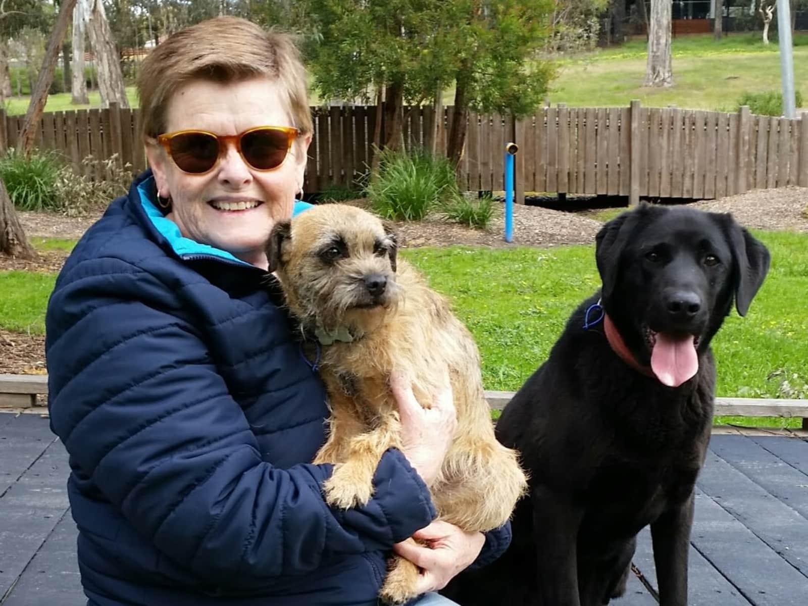 Janet from Melbourne, Victoria, Australia