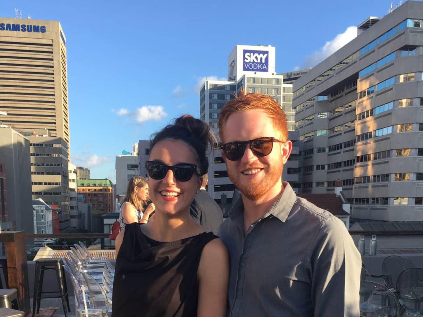 Jenilee & Ghilli from Sydney, New South Wales, Australia