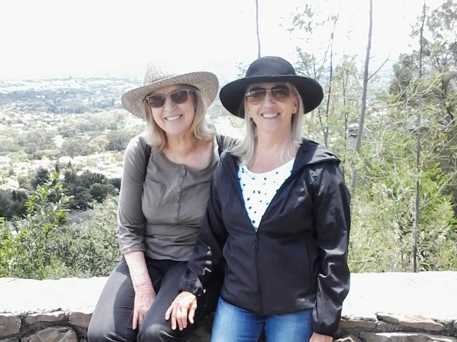 Louise & Margaret from Johannesburg, South Africa