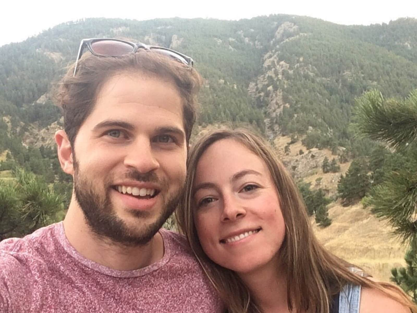 Joshua & Carrie from Boulder, Colorado, United States