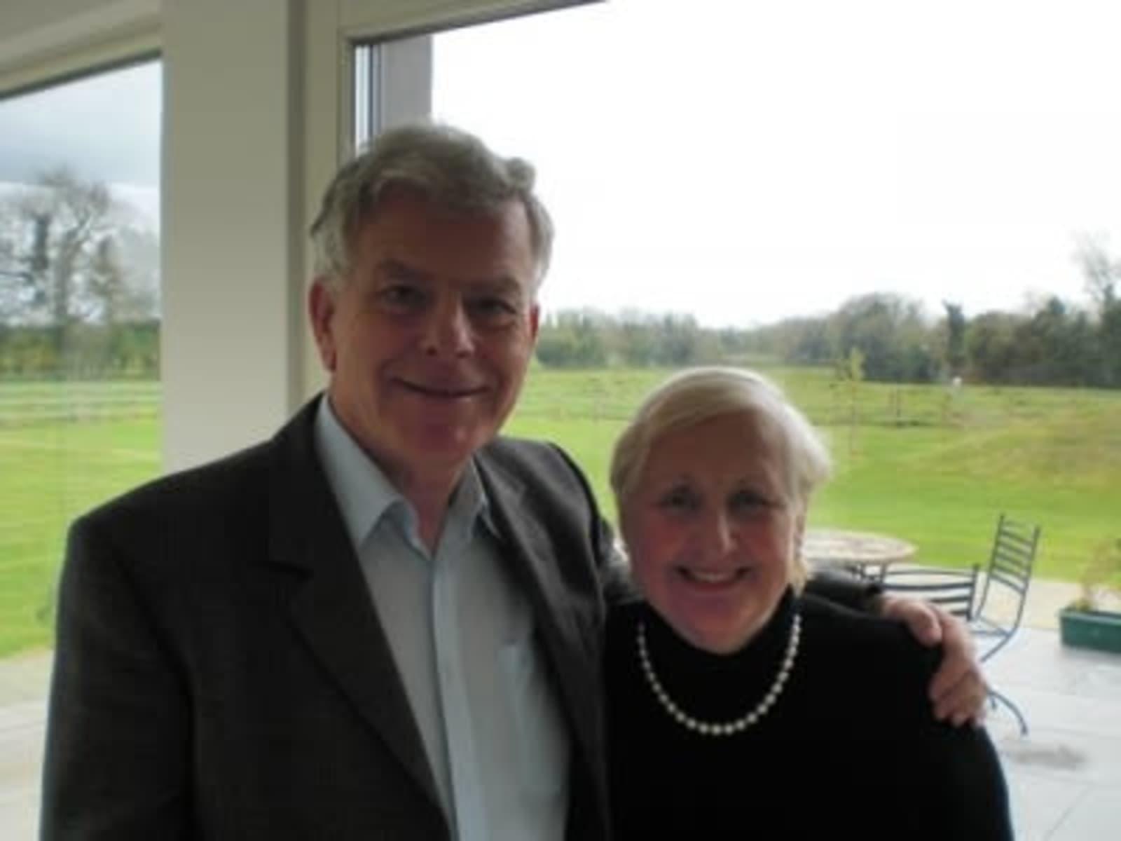Mary & Michael from Enniskillen, United Kingdom