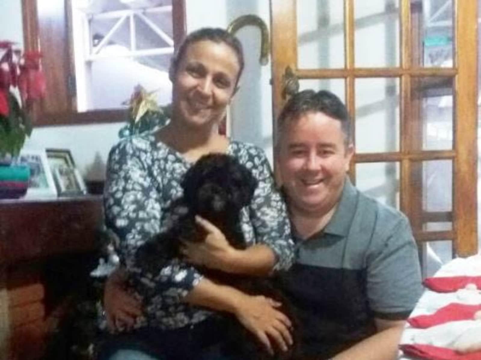 Emerson & Alessandra from Sertãozinho, Brazil