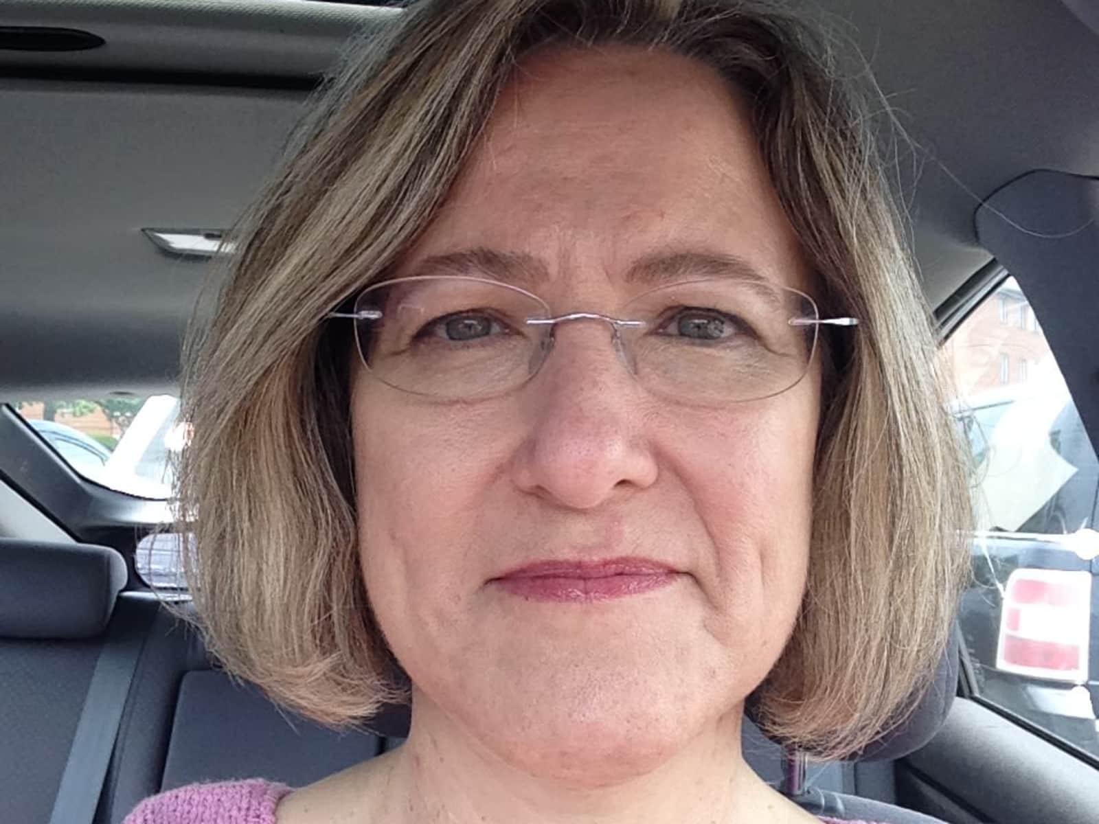 Elizabeth from Takoma Park, Maryland, United States