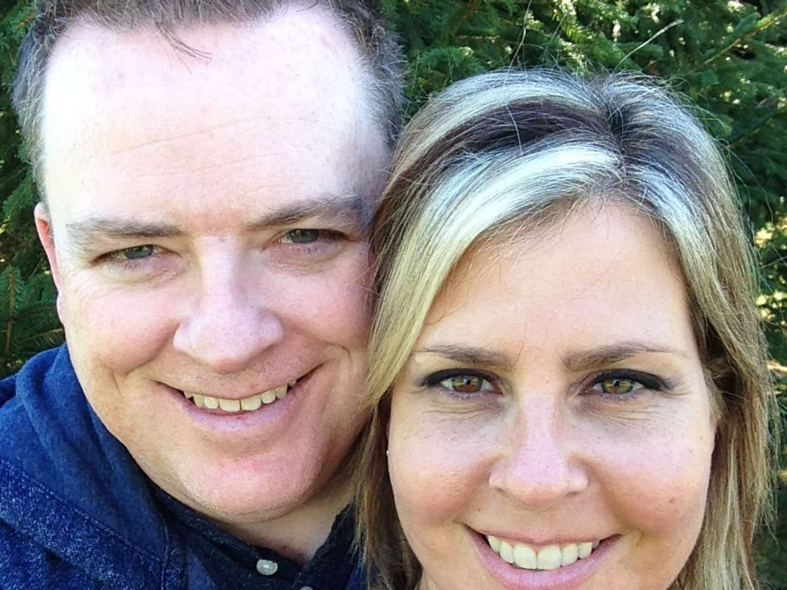 Jeff & Lori from Guelph, Ontario, Canada