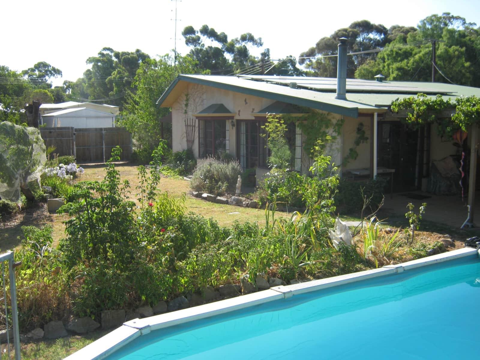 Housesitting assignment in Auburn, South Australia, Australia