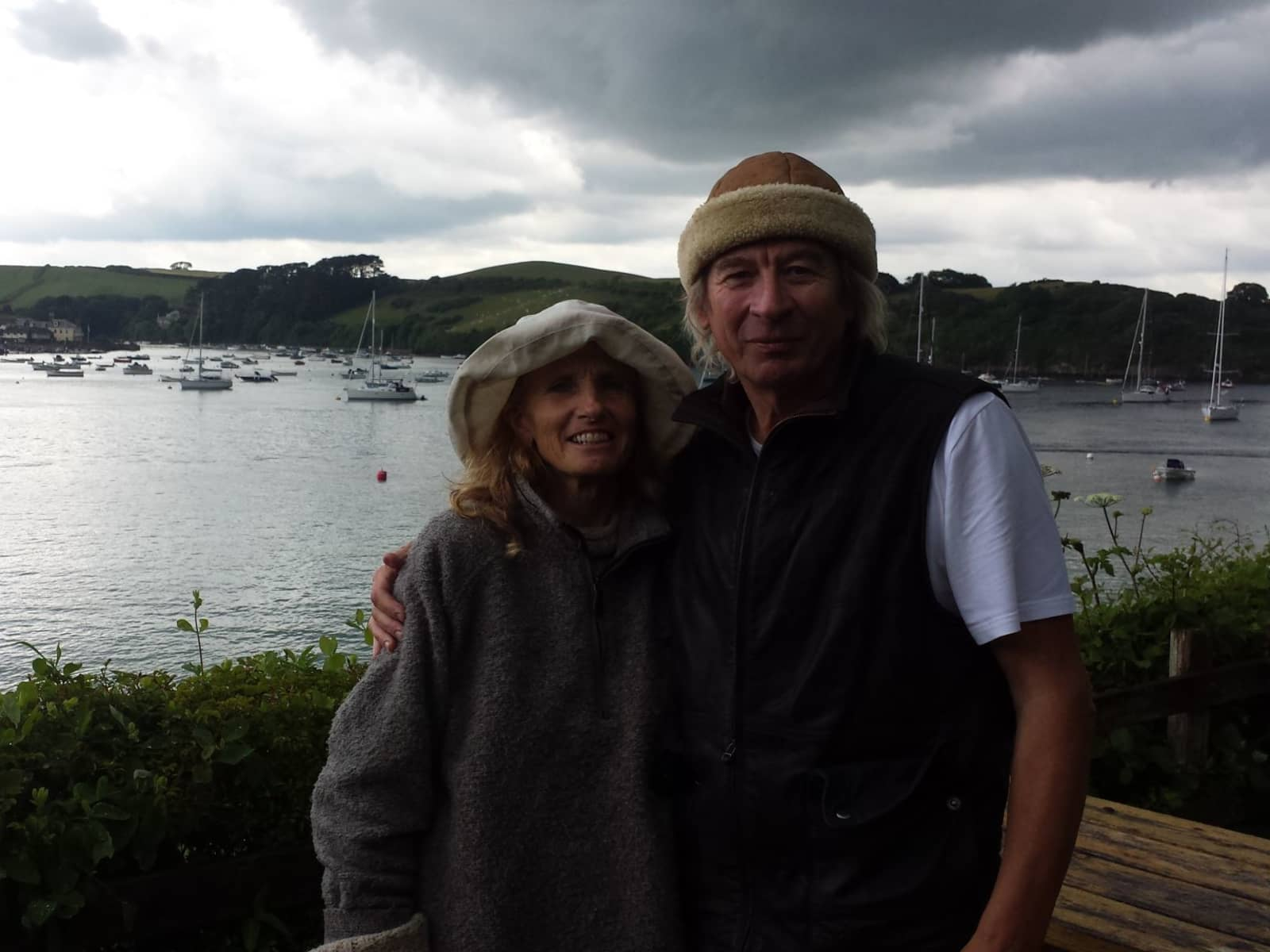 Penny & Jerry from Hereford, United Kingdom