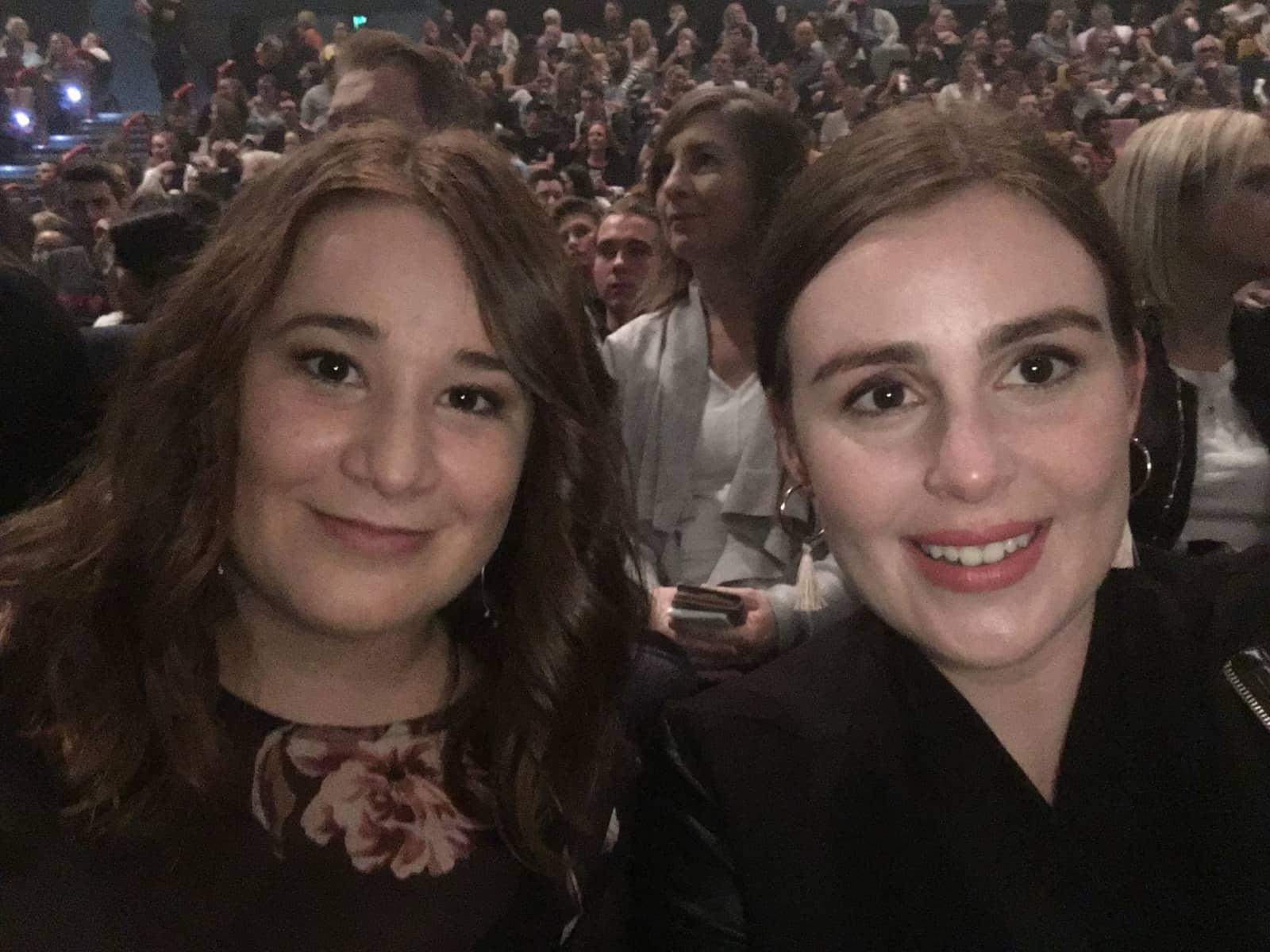 Imogen & Emma from Brisbane, Queensland, Australia