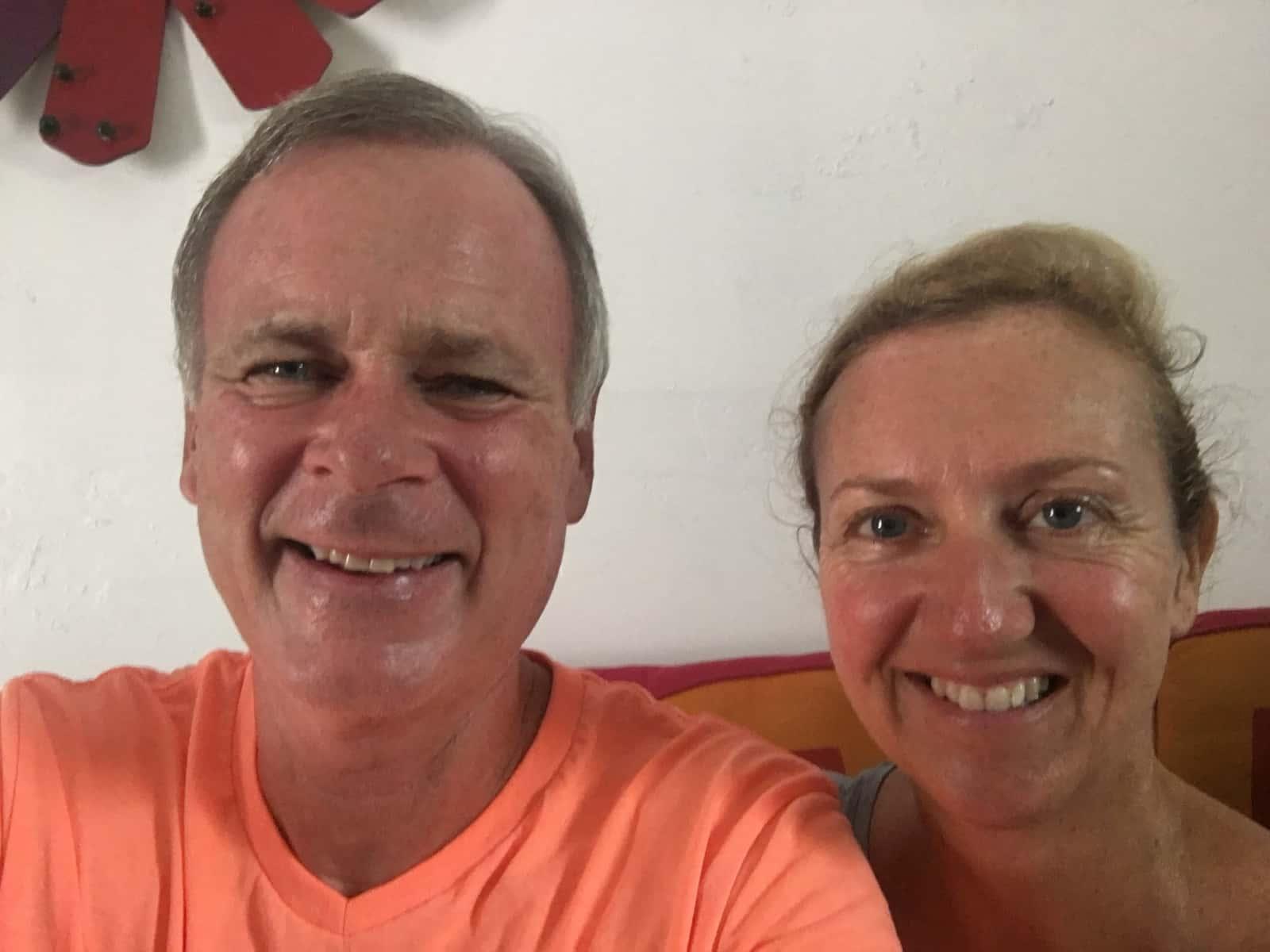 Michael & Melissa from Toronto, Ontario, Canada