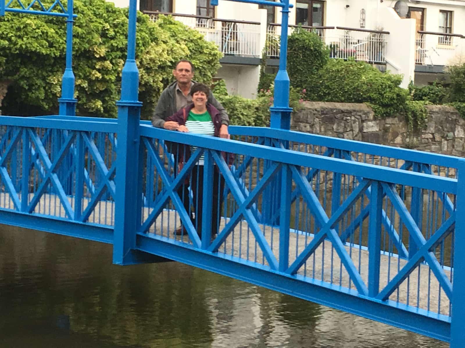 Michelle & Ian from Sligo, Ireland