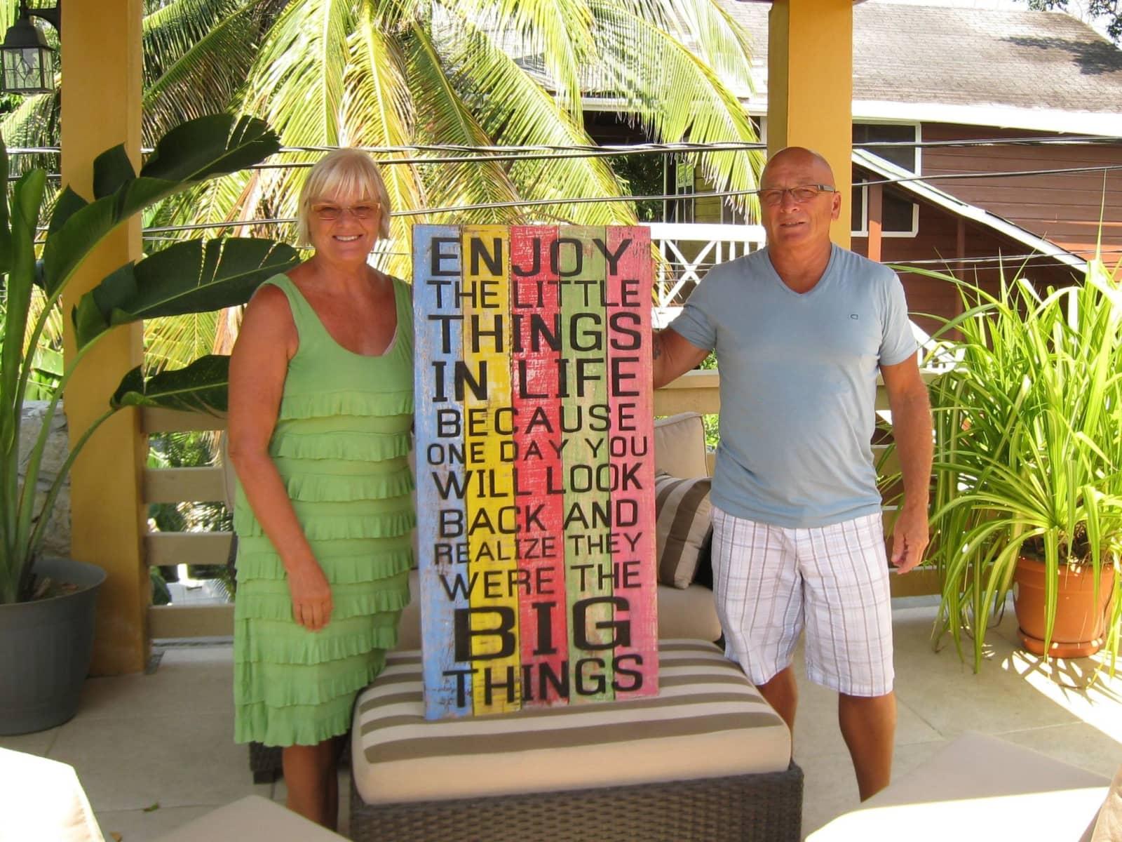 Brian & Iris from Surrey, British Columbia, Canada