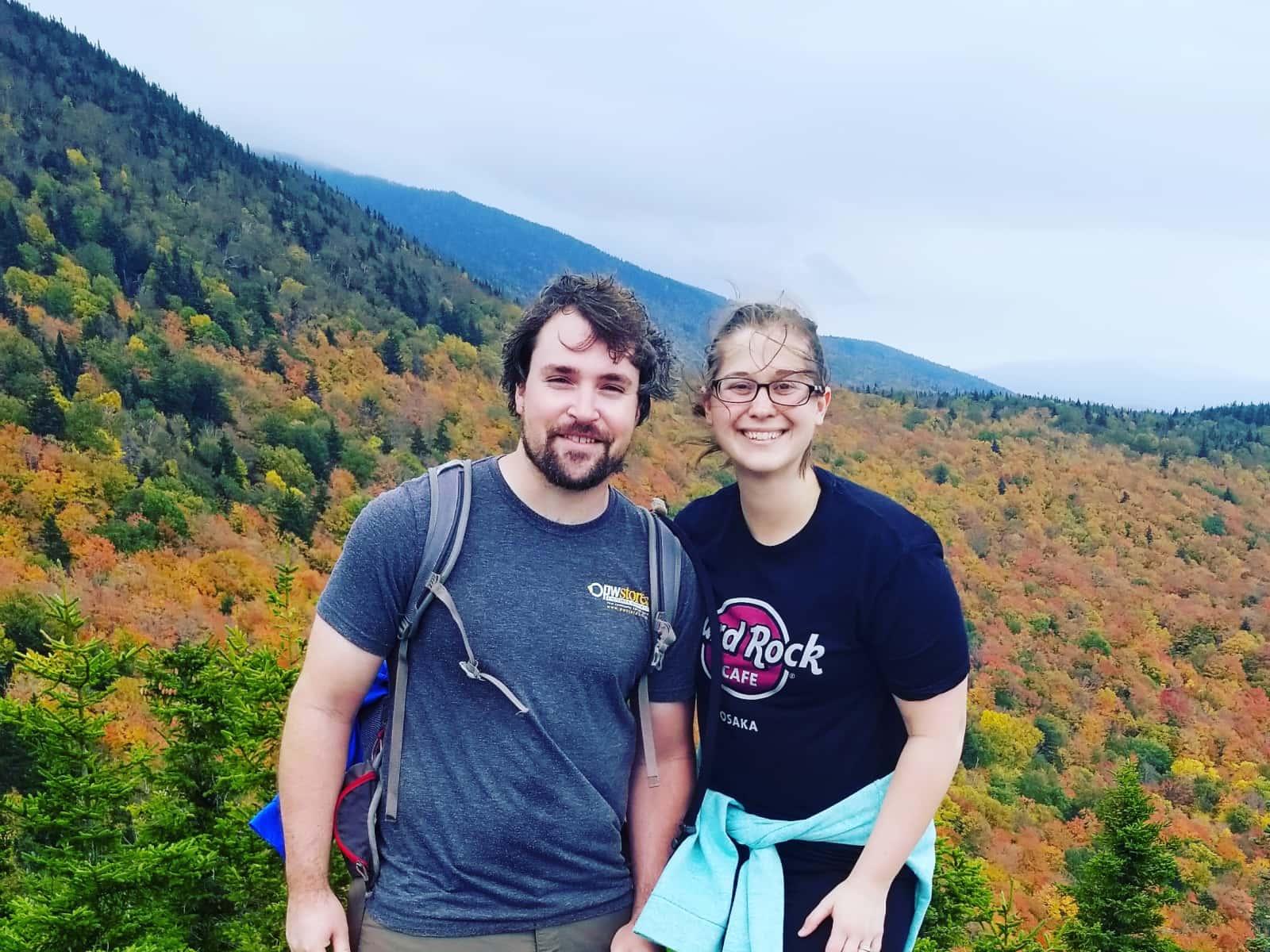 Carolyn & Josh from Ottawa, Ontario, Canada