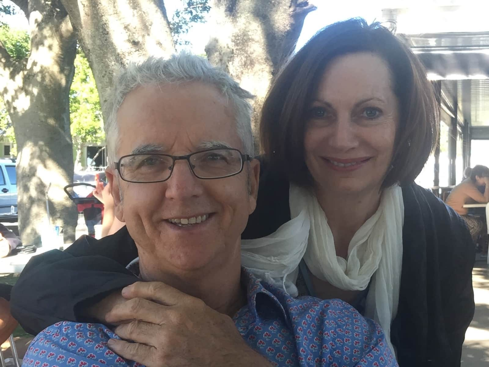 Maree & Bernard from Brisbane, Queensland, Australia