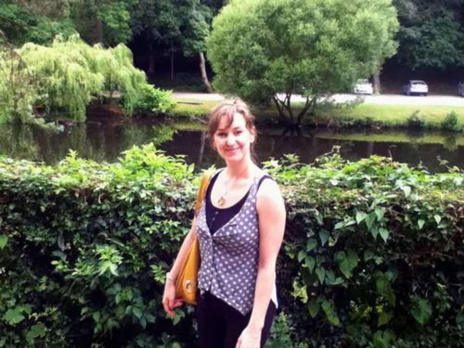 Caroline from Leeds, United Kingdom