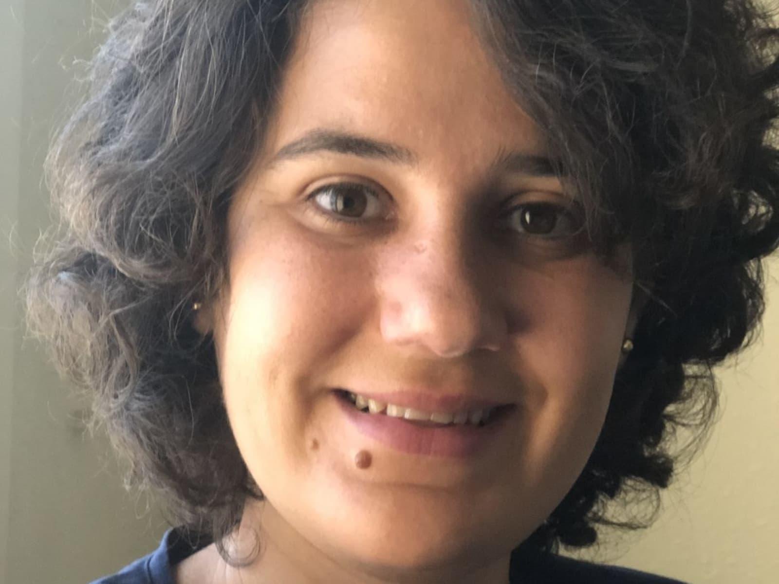 Marina from Córdoba, Argentina