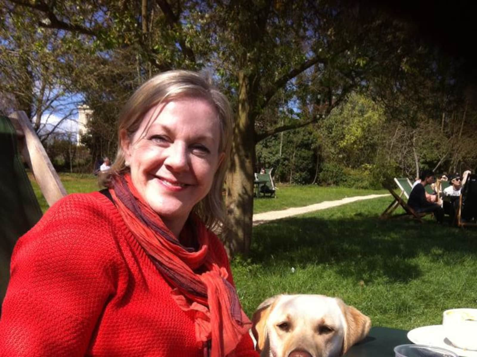 Robyn from Cambridge, United Kingdom