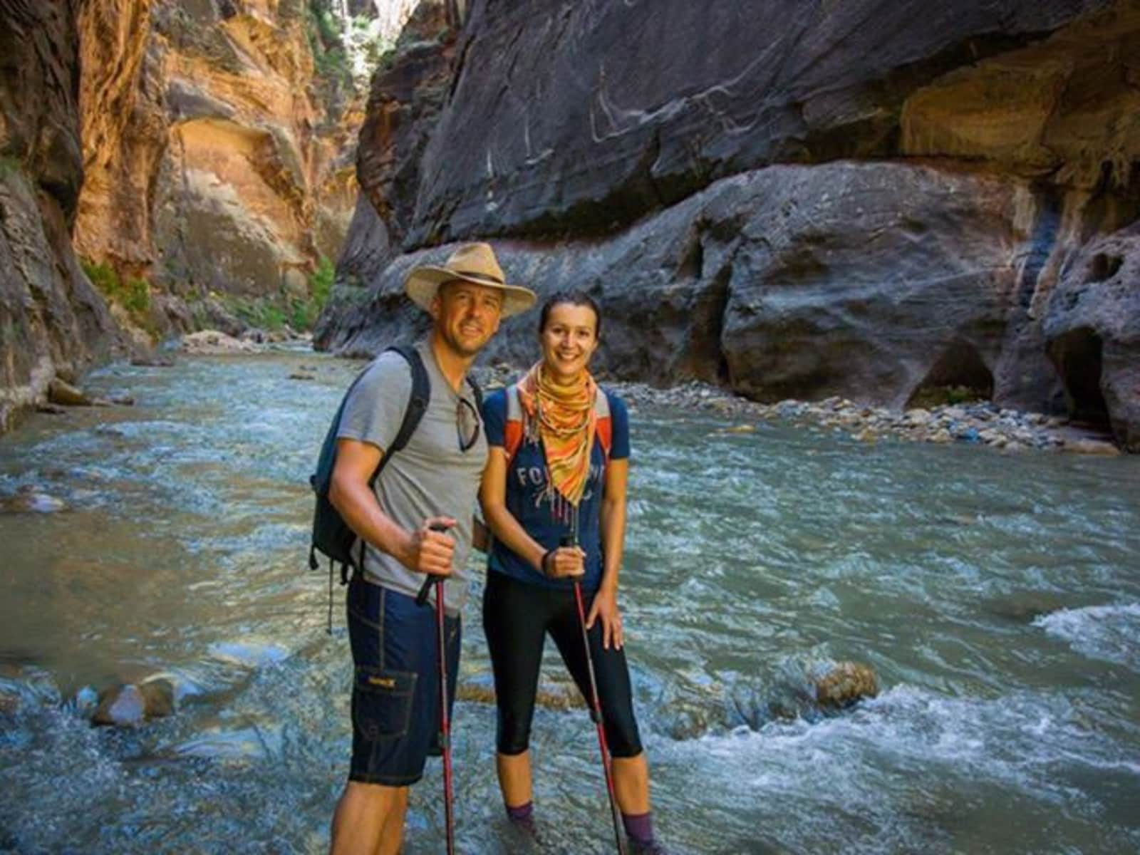 Shanti & Kasia from Boulder, Colorado, United States