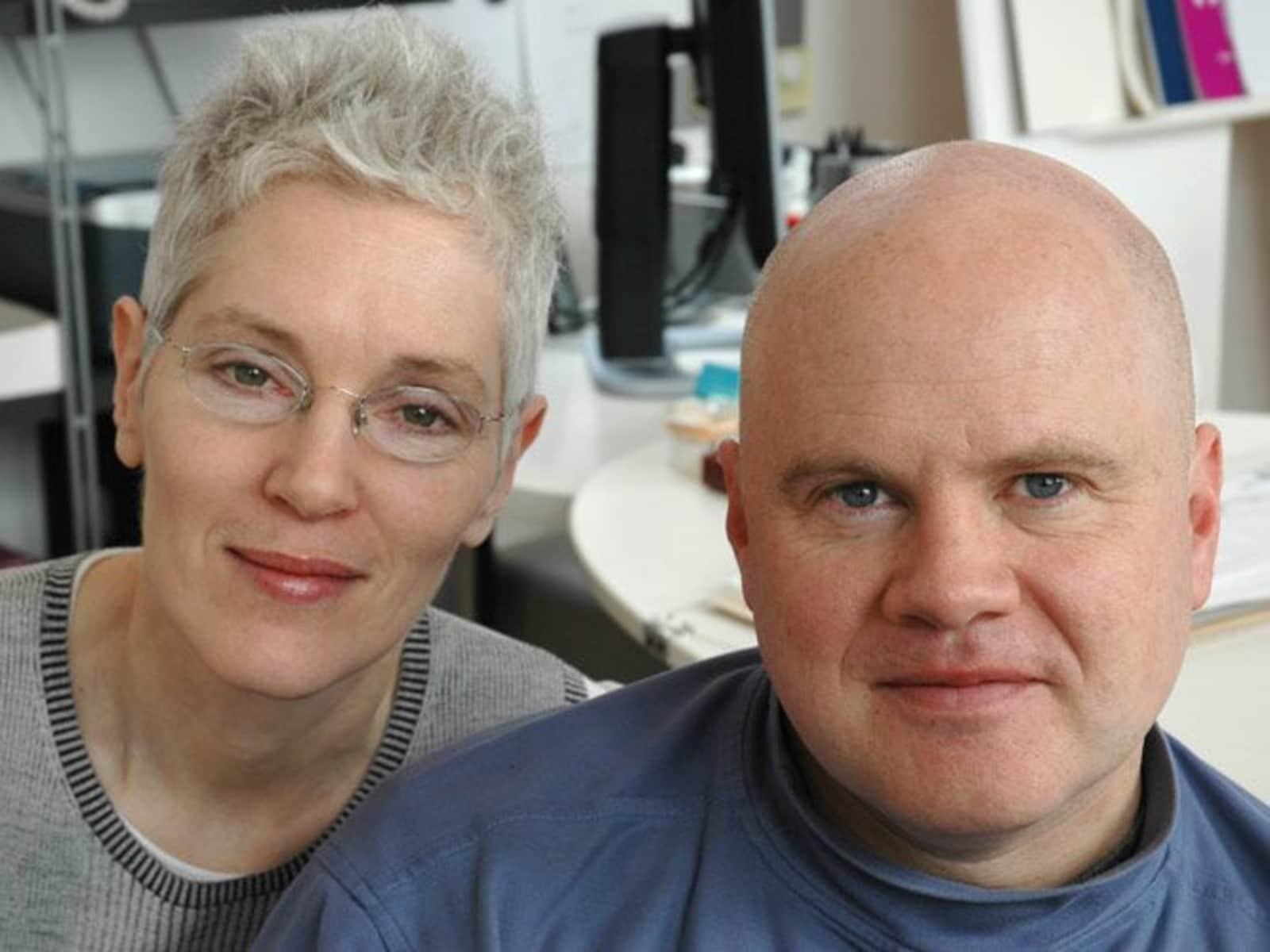 Michael & Martha from London, United Kingdom