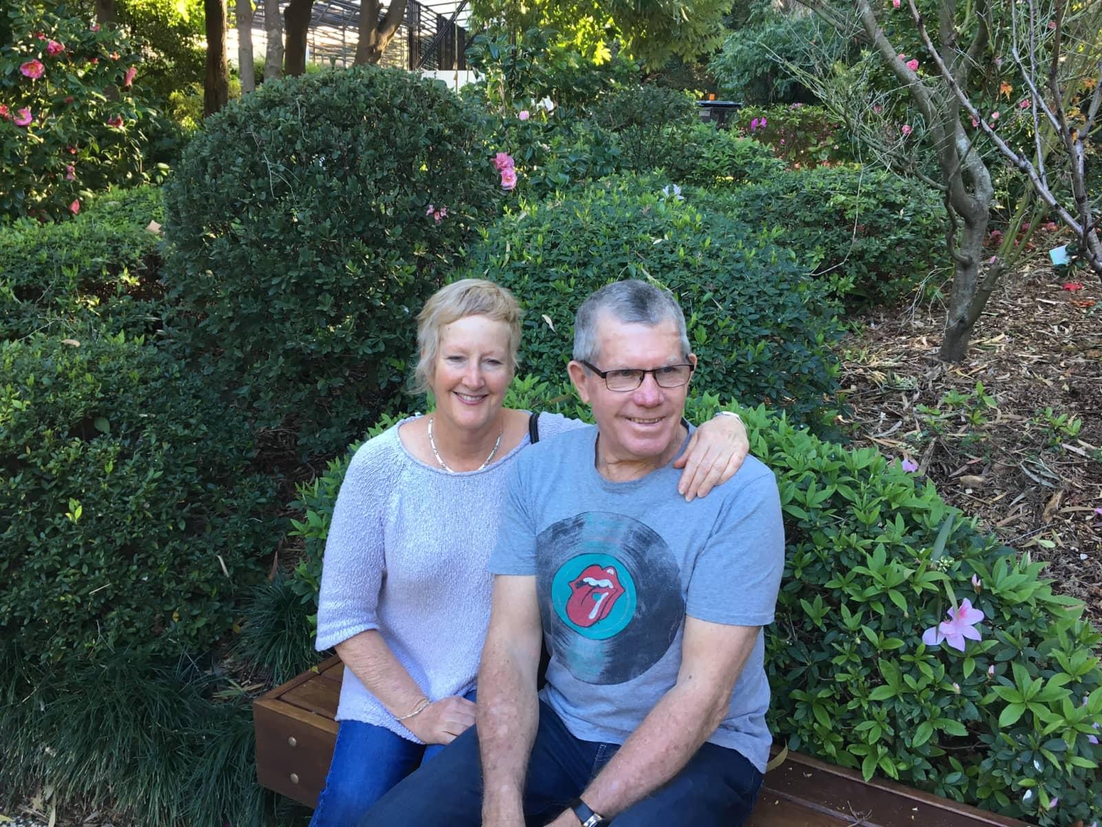 Katie & Neal from Brisbane, Queensland, Australia