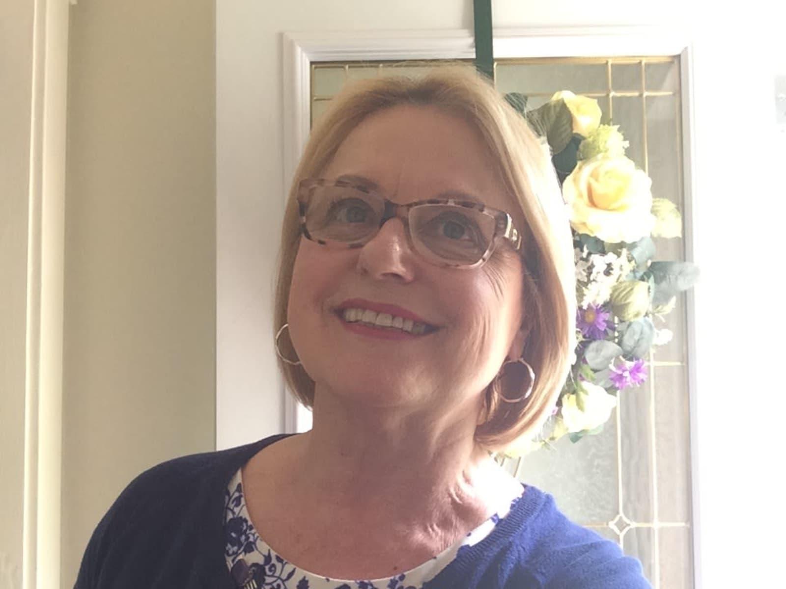 Linda from Prince Albert, Saskatchewan, Canada