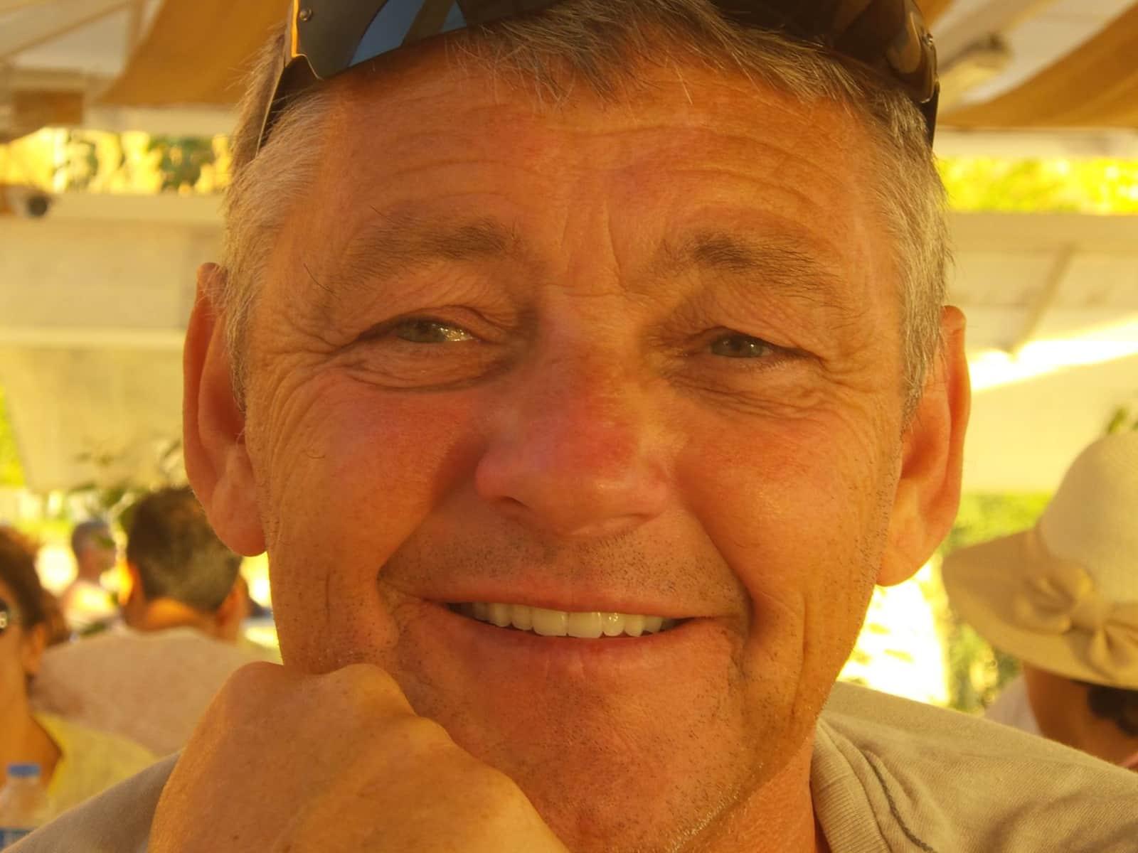 Nicholas from Godalming, United Kingdom