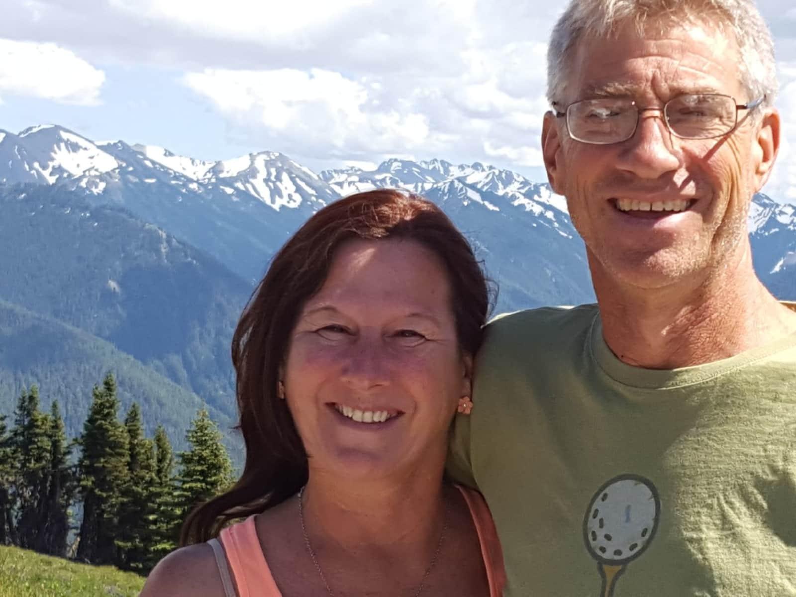 Tom & Lauren from Slatington, Pennsylvania, United States