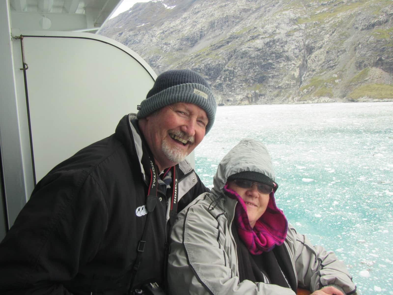 Alison & Greg from Brisbane, Queensland, Australia