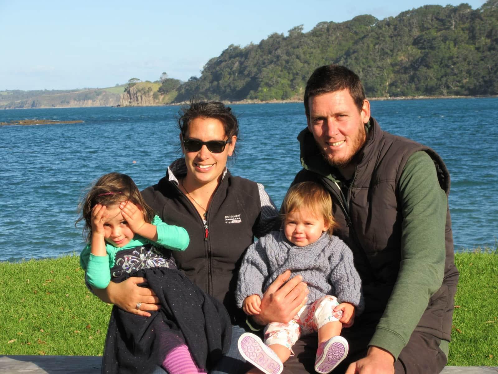 Mark & Jenna from Matamata, New Zealand