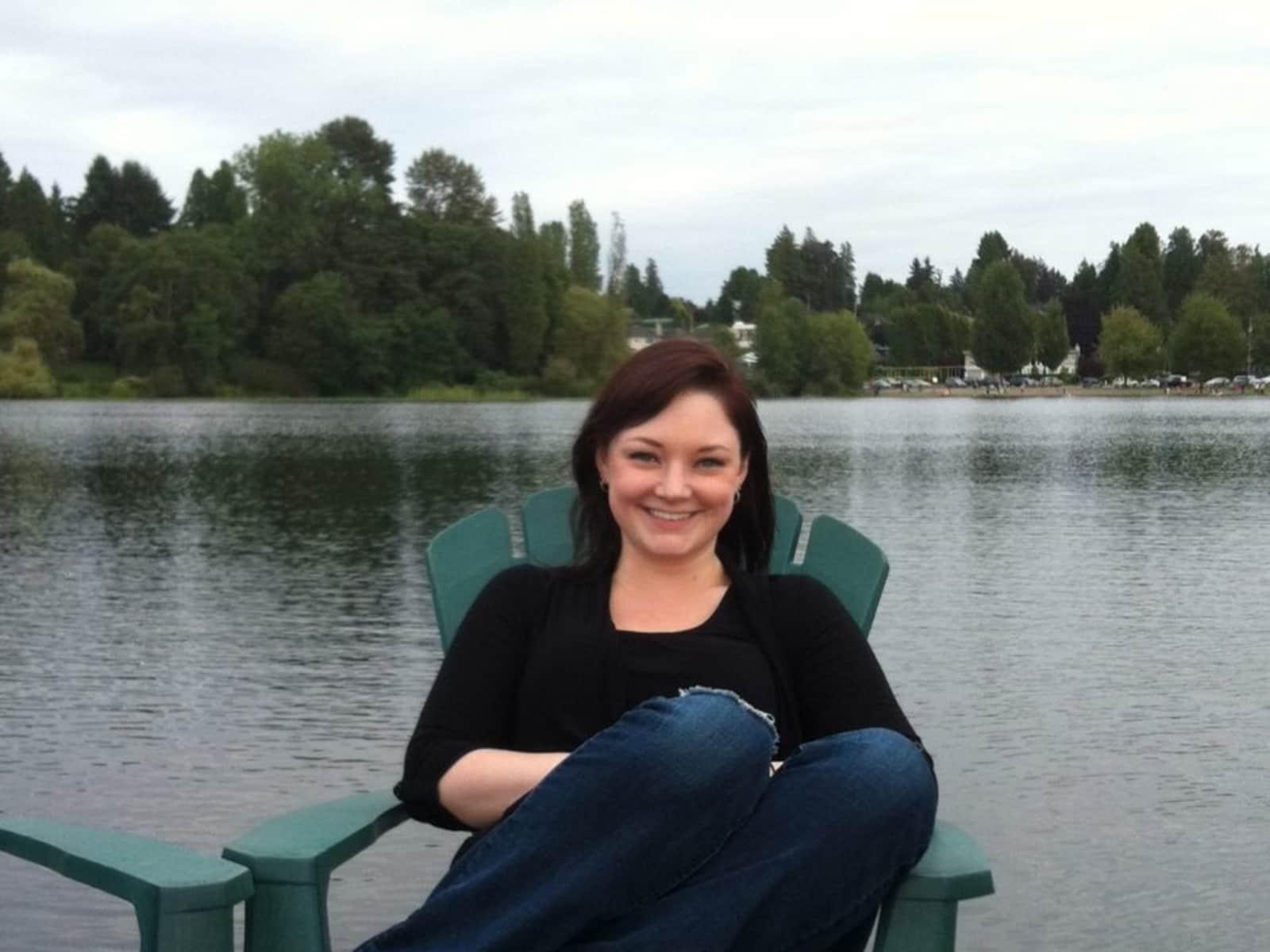 Kerissa from Auckland, New Zealand