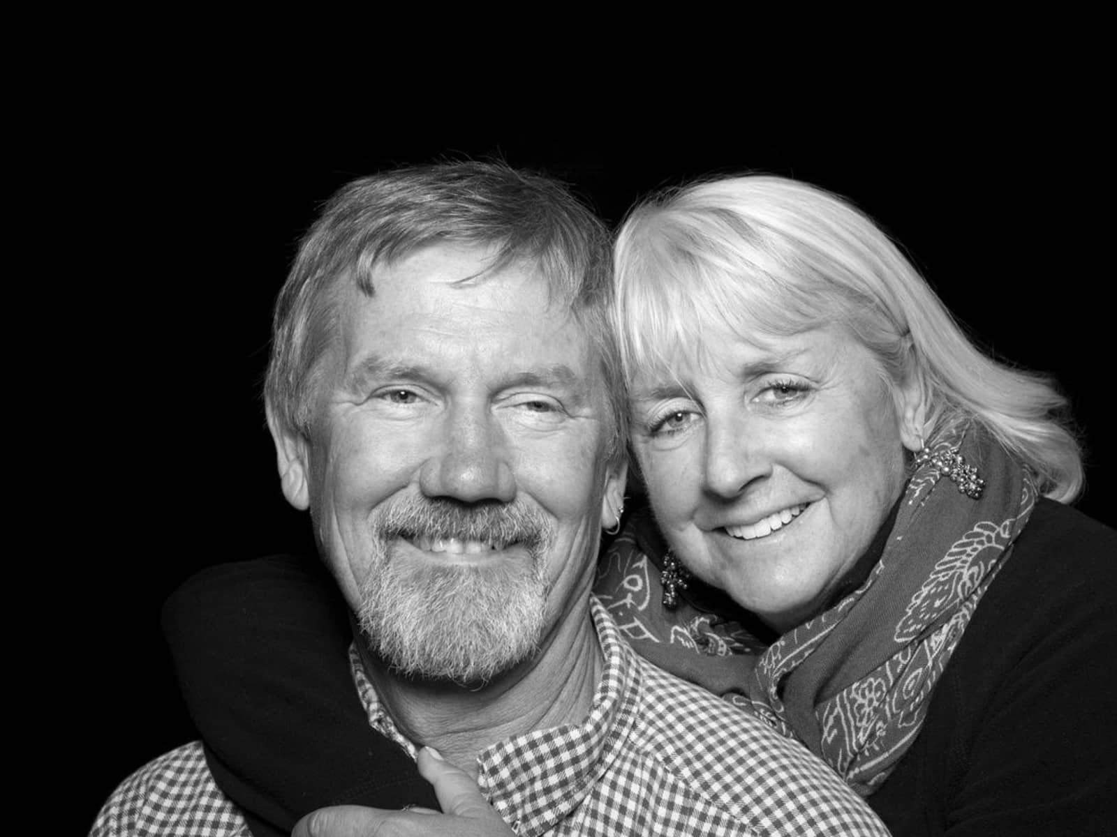 Stephanie & Daniel from Eugene, Oregon, United States