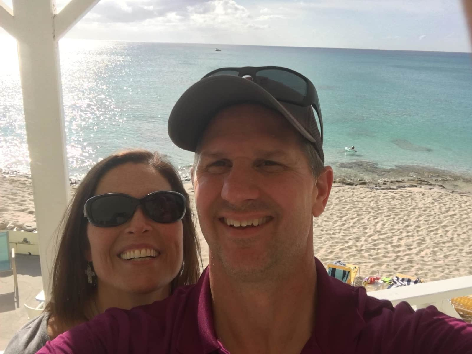 Sheila & Keith from Austin, Texas, United States