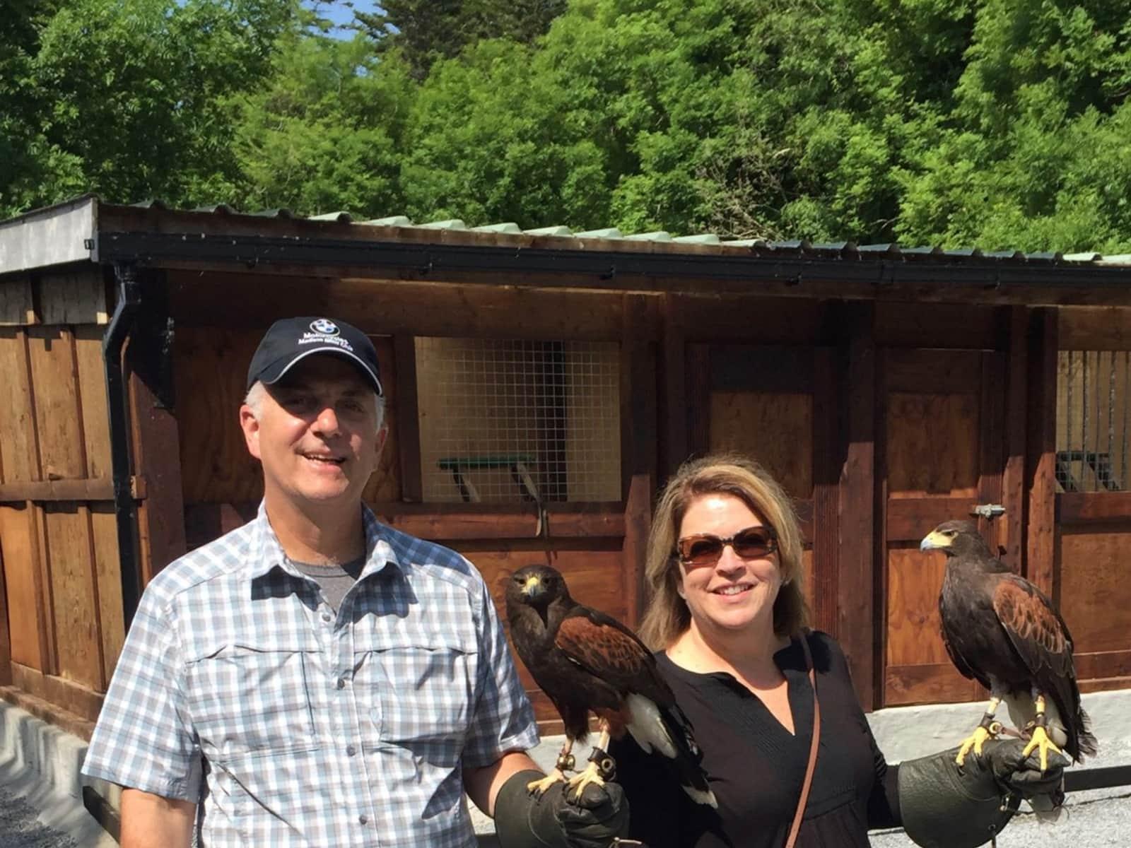 Nancy & John from Williams Bay, Wisconsin, United States