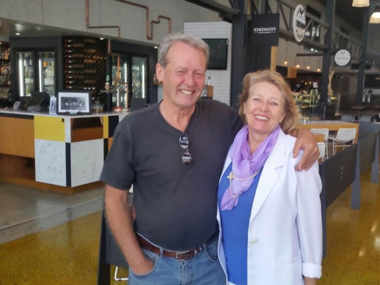 Christian & Hannele from Gold Coast, Queensland, Australia