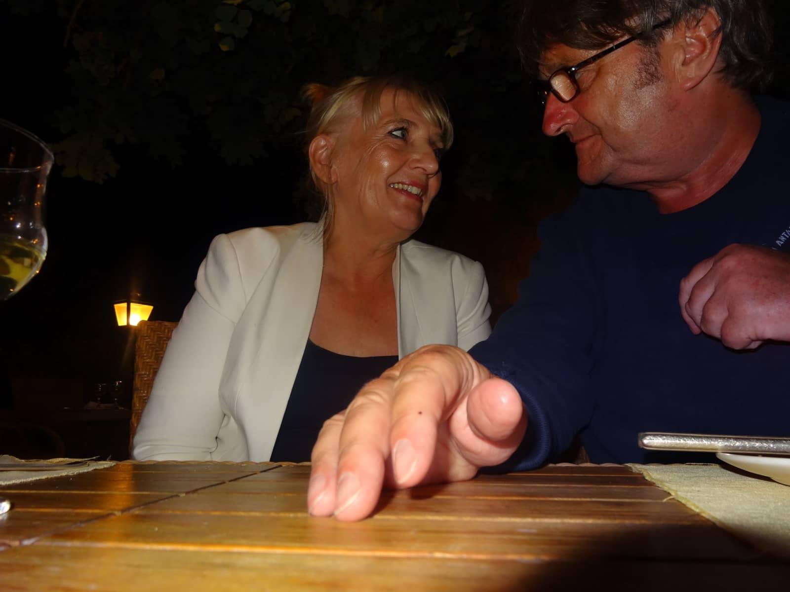 Marilyn & Barrie from Matlock, United Kingdom